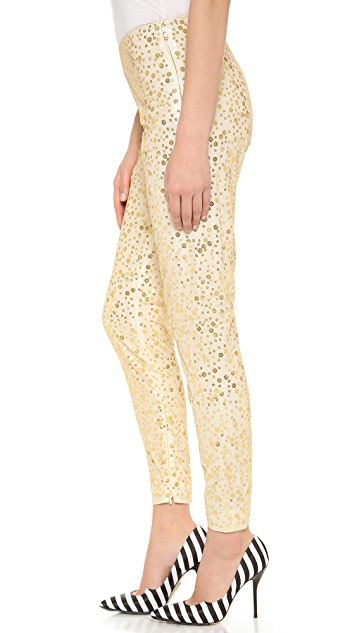 Moschino Sequin Pants