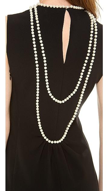 Moschino Sleeveless Short Dress