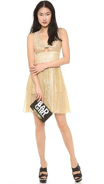 Moschino Cheap and Chic Lace Dress