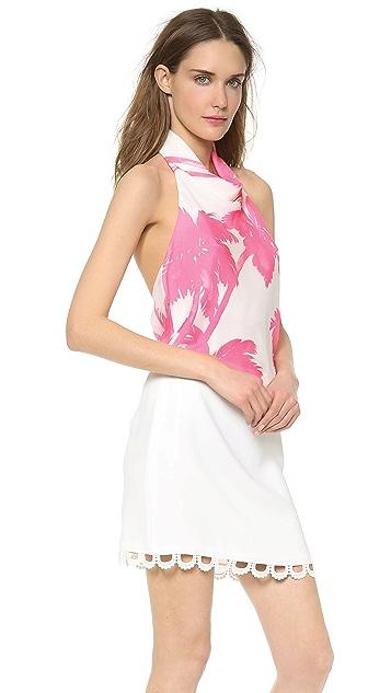 Moschino Cheap and Chic Halter Dress