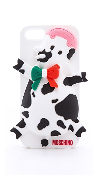 Moschino Cow iPhone 5 / 5S Cover