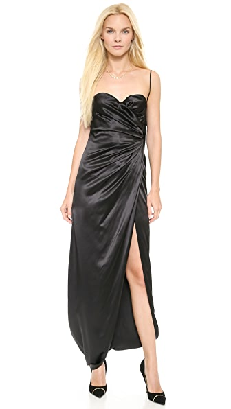 Moschino Backwards Gown