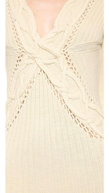 Moschino Cheap and Chic Sweater Dress