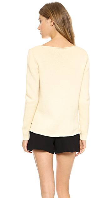 Moschino Cheap and Chic Eyes Sweater