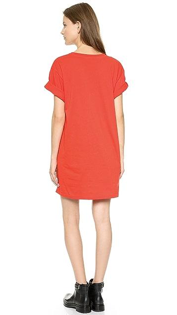 Moschino Moschino Arches T-Shirt Dress