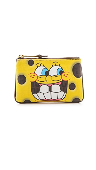 Moschino Spongebob Pouch