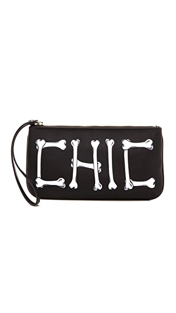Moschino Cheap and Chic Clutch