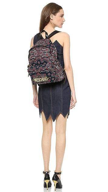 Moschino Bandana Backpack