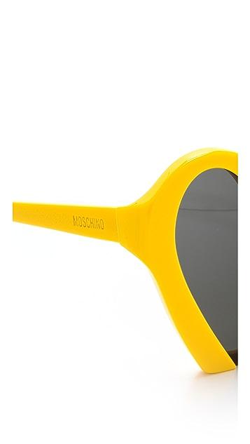 Moschino Statement Sunglasses
