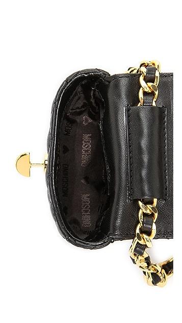 Moschino Tiny Cross Body Bag