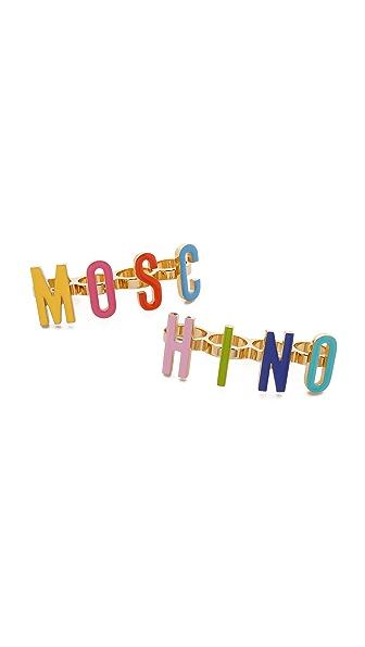 Moschino Moschino Rings