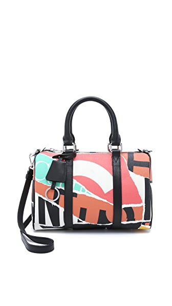 Moschino Printed Duffle Bag