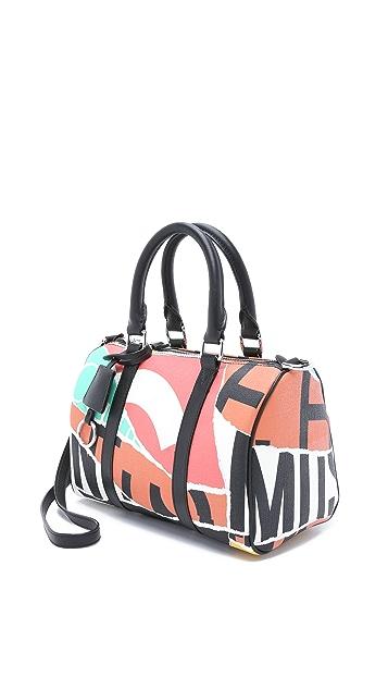 Moschino Printed Duffle Bag
