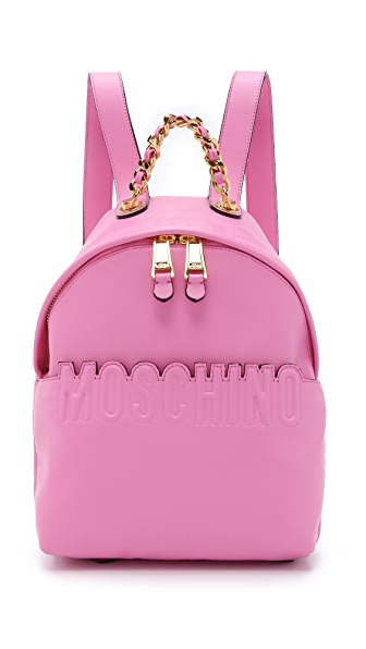 Moschino Moschino Backpack - Pink