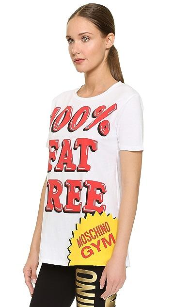 Moschino 100% Fat Free T-Shirt