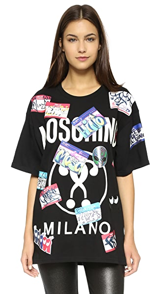 Moschino Name T-Shirt