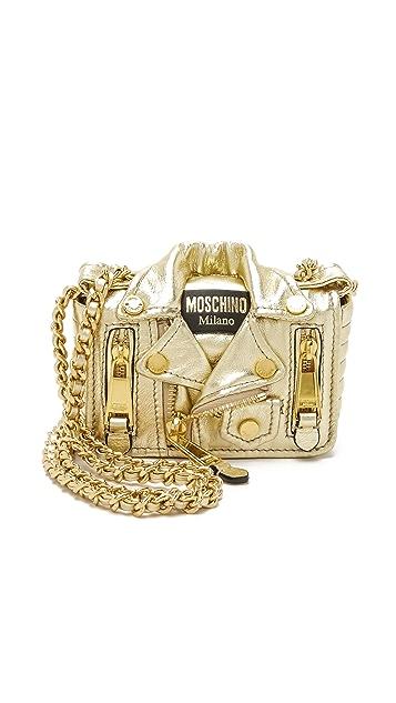 Moschino Motorcycle Bag