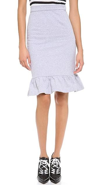 Mother of Pearl Bella Skirt