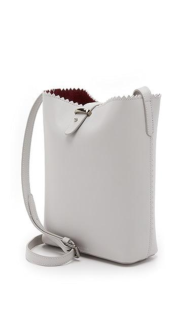Mother of Pearl Cross Body Bag