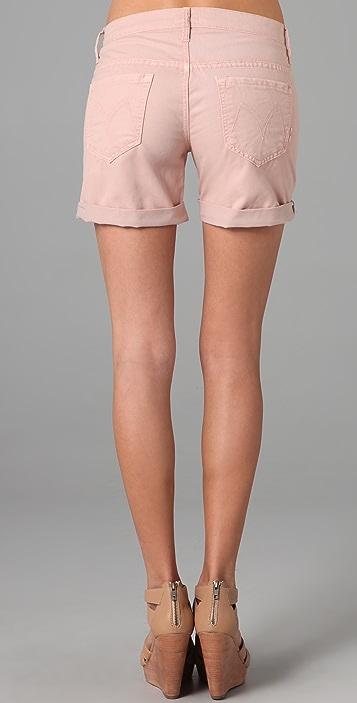 MOTHER The Skinny Not Skinny Shorts