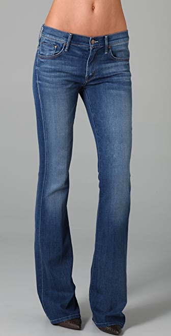 MOTHER The Slacker Slouchy Flare Jeans