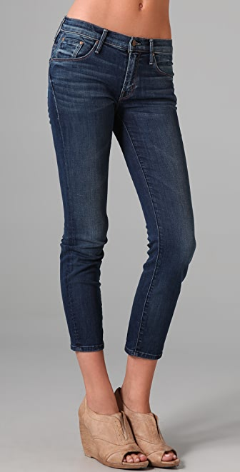 MOTHER The Skinny Not Skinny Jeans