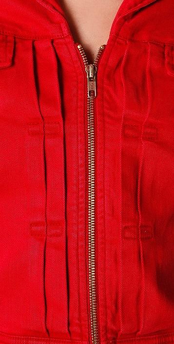 MOTHER Pop! Cropped Jacket