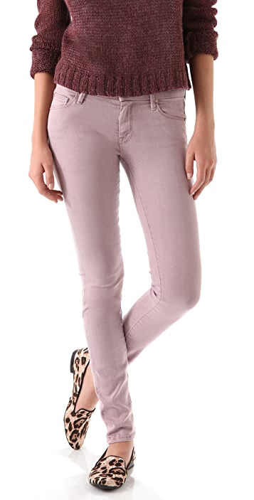 MOTHER Pop! The Looker Skinny Jeans