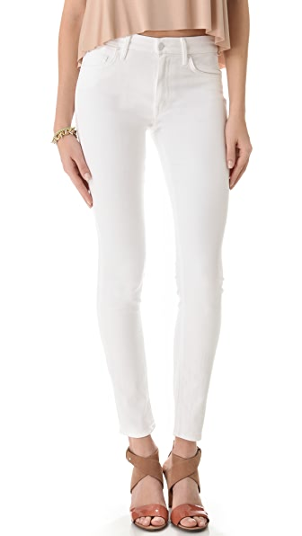 MOTHER High Waist Looker Skinny Jeans | SHOPBOP