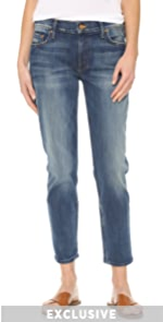 The Dropout Boyfriend Jeans MOTHER