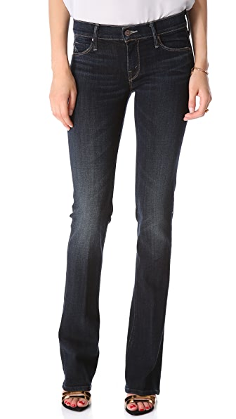 MOTHER The Runaway Skinny Flare Jeans