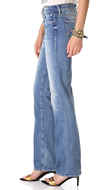 MOTHER The Pretender Stovepipe Jeans