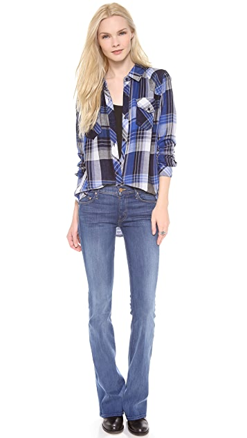 MOTHER The Cruiser 5 Pocket Bell Jeans