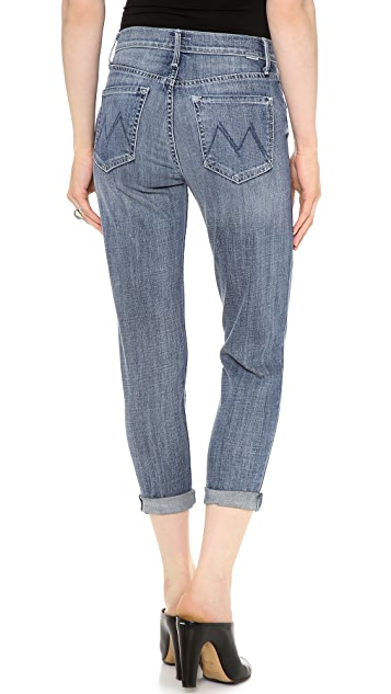 MOTHER The Groupie High Rise Jeans