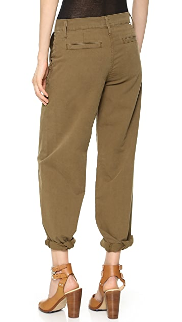 MOTHER The Greaser Prep Pants