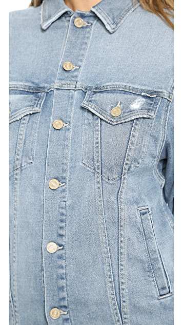 MOTHER The Cronie Denim Jacket