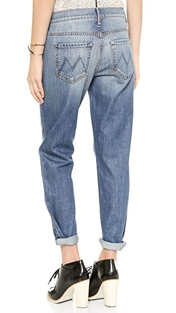 MOTHER The Loosey Jeans