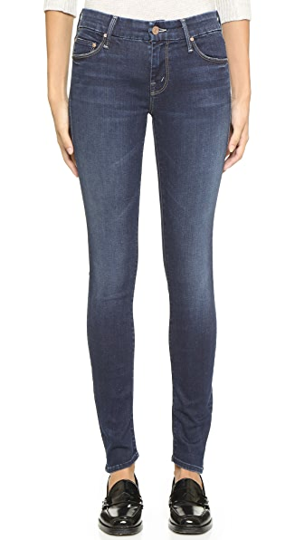 MOTHER The Looker Skinny Jeans - No Play