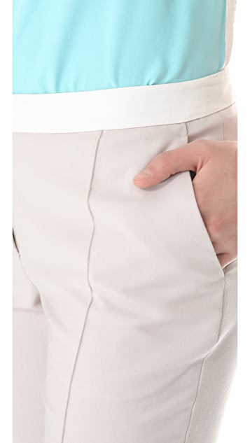 M.PATMOS Marcel Creased Trousers