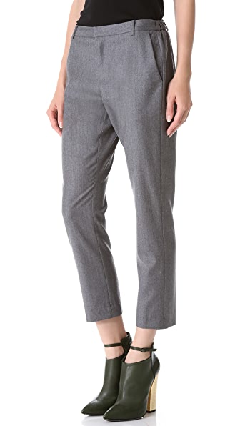 M.PATMOS Wool Trousers