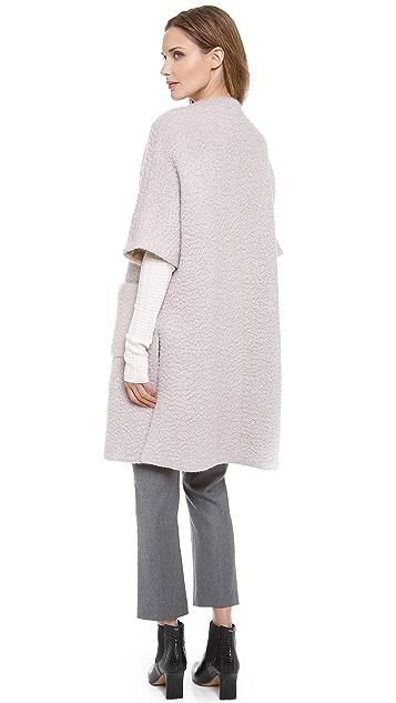 M.PATMOS Boucle Oversized Coat