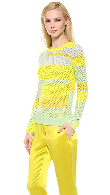 M.PATMOS Cashmere Colorblock Sweater