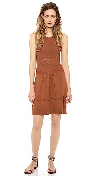 M.PATMOS Fit & Flare Dress