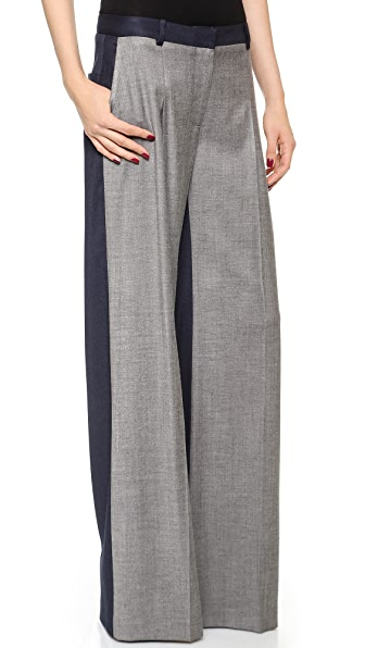 M.PATMOS Wide Leg Trousers