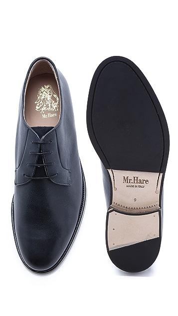 Mr. Hare Bernard Derby Shoes