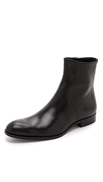 Mr. Hare Trane Zipped Chelsea Boots