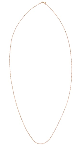 Monica Rich Kosann Oval Link Chain Necklace