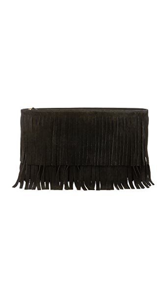 Mr. Mr Davies Fringe Bag - Onyx