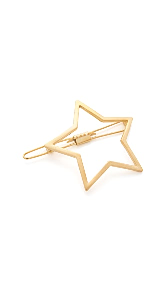 Mrs. President & Co. The Shiny Star Barrette