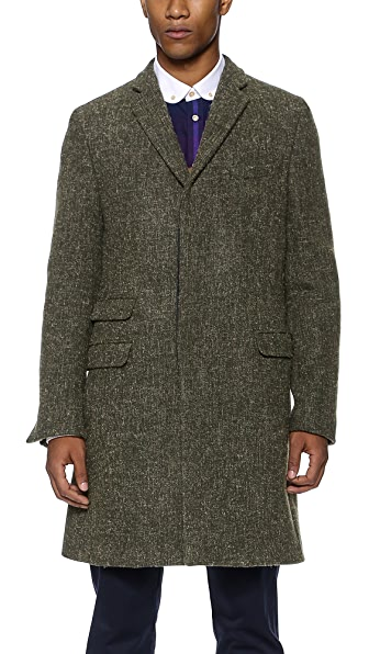 Mr. Start Soft Overcoat